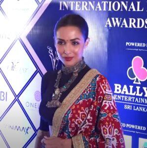 Malaika Arora's Filmi Award