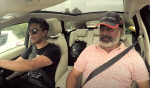 Rannvijay Singh's father and his brother