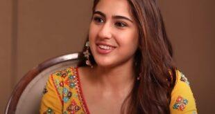 Sara Ali Khan's feature Pic