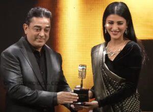 Shruti Hassan Awards Achievement
