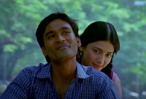 Shruti Hassan & Dhanush