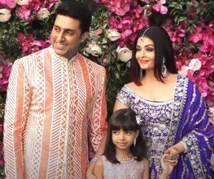 Amitabh Bachchan Son Abhishek Bachchan And Daughter in Law Aishwarya Rai Bachchan