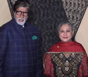 Amitabh Bachchan Personal with wife