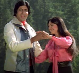 Parveen Babi Amitabh Bachchan Girlfriend