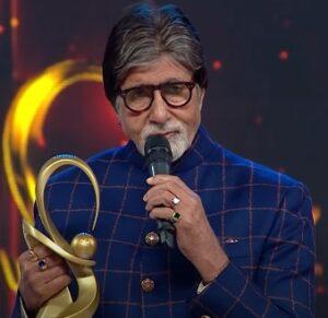 Amitabh Bachchan Awards List