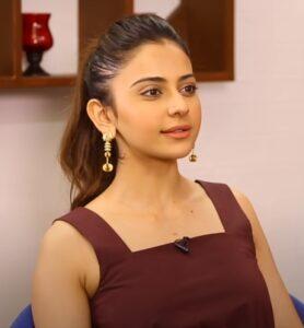 Rakul Preet Singh south actress