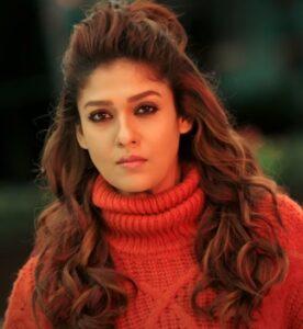 Nayanthara south Indian actress