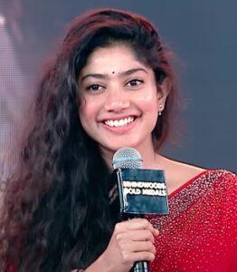 Sai Pallavi south actress