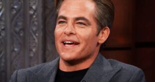 Chris Pine Featured Photo